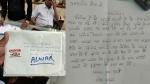 ज्वैलरी शोरूम से चुराई चेन कोरियर से माफीनामे के साथ वापस भेजी, जानिए क्या-क्या लिखते हुए मांगी माफी