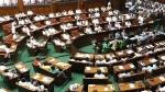 कर्नाटक: विधानसभा कल तक के लिए स्थगित,BJP विधायकों ने किया धरने का ऐलान