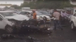 Jaipur Accident : बिड़ला मंदिर के सामने तेज रफ्तार कार ने कई वाहनों को रौंदा, दो सगे भाइयों की मौत