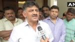 Karnataka: फ्लोर टेस्ट से पहले डीके शिवकुमार ने बागी विधायकों से की भावुक अपील