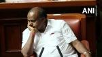 कर्नाटक: कुमारस्वामी की सरकार गिरने के बाद अब बागी विधायकों पर मंडरा रहा बड़ा खतरा