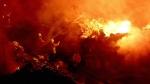 मुंबई के ताजमहल होटल के पास चर्चिल बिल्डिंग में लगी आग, कई लोगों के फंसे होने की आशंका