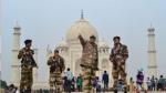 बढ़ाई गई ताज महल की सुरक्षा, शिवसेना ने दी थी मकबरे के भीतर आरती की धमकी