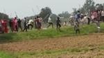 सोनभद्र हत्याकांड का VIDEO आया सामने, खेतों में पड़ी थी लाशें, चारों ओर चीख-पुकार