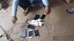 नहीं आई बिजली तो पूरा गांव मोबाइल चार्ज करने पहुंच गया रेलवे स्टेशन, आपस में भिड़े लोग