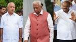 कर्नाटक: गवर्नर ने सीएम को आज दोपहर तक फ्लोर टेस्ट के लिए कहा, धरने पर बैठे BJP विधायक