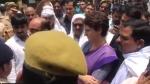 सोनभद्र नरसंहार: मृतकों के परिजनों से मिलने जा रहीं प्रियंका की हिरासत पर भड़के राहुल गांधी