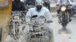 अगले 48 घंटे राजधानी दिल्ली  पर भारी, मूसलाधार बारिश की चेतावनी जारी