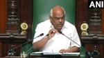 कर्नाटक संकट: गवर्नर ने स्पीकर को लिखा खत, कहा- आज ही हो विश्वास मत