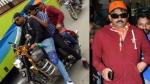 बुलेट पर ट्रिपलिंग कर बिना हेलमेट हीरो बन रहे थे राम गोपाल वर्मा, VIDEO किया ट्वीट तो पुलिस ने दिया करारा जवाब