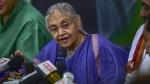 आखिरी सांस तक थी कांग्रेस की फ्रिक, शीला दीक्षित ने कार्यकर्ताओं को दिया था ये अंतिम संदेश