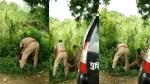 Video: बीच सड़क पर भिड़ गए यूपी 100 के दो सिपाही, वजह जानकर हो जाएंगे हैरान