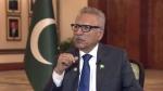 कश्मीर पर फेक वीडियो के बाद पाकिस्तान के राष्ट्रपति को ट्विटर ने भेजा नोटिस