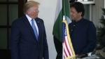 पाकिस्तान के पीएम इमरान को अमेरिकी राष्ट्रपति डोनाल्ड ट्रंप का जवाब, जम्मू कश्मीर का मसला बातचीत से निबटाओ