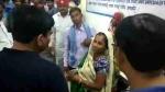 शाहजहांपुर के DM ने प्रेगनेंट महिला के साथ की बदतमीजी, बोले- चौथा बच्चा पैदा कर रही है शर्म नहीं आती?
