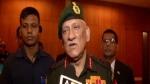 सेना प्रमुख बिपिन रावत का बड़ा बयान, सैन्य आवास परियोजनाओं में भारी भ्रष्टाचार