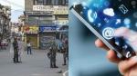 Article 370: जम्मू के 5 जिलों में मोबाइल इंटरनेट बहाल होने के एक दिन बाद फिर से बंद