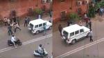 जोधपुर: दो छात्र नेता और उनके समर्थक आपस में भिड़े, पुलिस के साथ भी हुई मारपीट