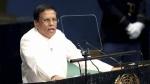 श्रीलंका ने खोली पाकिस्तान के झूठ की पोल, राष्ट्रपति सिरीसेना ने आर्टिकल 370 पर नहीं किया है समर्थन
