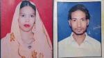 मेरठ: अवैध संबंध का पता चलने पर पति ने पत्नी की हत्या करने के बाद खुद का काटा गला