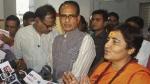 Article 370: शिवराज के बचाव में उतरीं साध्वी प्रज्ञा, जवाहर लाल नेहरू को बताया अपराधी