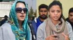 कश्मीर पर शेहला रशीद के आरोपों को लेकर इस महिला IAS ने दिया जवाब