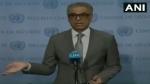 Video: जब UNSC में पाकिस्तानी जर्नलिस्ट को सैयद अकबरुद्दीन ने कर डाला सबके सामने 'ट्रोल'