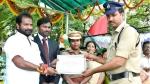 तेलंगाना में 'बेस्ट कांस्टेबल' रिश्वत लेते गिरफ्तार,  15 अगस्त पर मिला था अवार्ड