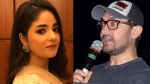 'धर्म' की वजह से बॉलीवुड छोड़ने वाली जायरा वसीम की आखिरी फिल्म को लेकर आमिर खान ने किया ये ट्वीट