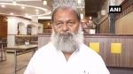 हरियाणा: मंत्री अनिल विज ने रॉबर्ट वाड्रा पर साधा निशाना, बोले-जमीन खरीद की होगी जांच
