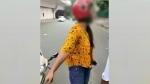 दिल्ली: बीच सड़क पर हाईवोल्टेज ड्रामा, ट्रैफिक पुलिस के रोकने पर स्कूटी सवार लड़की देने लगी सुसाइड करने की धमकी