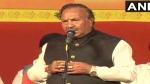 कर्नाटक सरकार में मंत्री ईश्वरप्पा बोले- कांग्रेस विधायकों का व्यवहार किन्नरों जैसा
