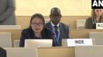 UNHRC में भारत ने पाकिस्तान को दिखाया आईना, PoK में हो रहे मानवाधिकार हनन का उठाया मुद्दा