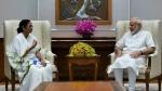 पीएम मोदी से दिल्ली में मिलीं ममता, इस खास मुद्दे पर हुई बात