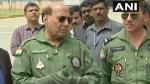जानिए 30 मिनट के 'तेजस' उड़ान के बाद क्या बोले रक्षा मंत्री राजनाथ सिंह?
