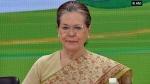 सोनिया गांधी ने PM मोदी को दी जन्मदिन की बधाई