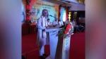 जो वंदे मातरम को स्वीकार नहीं कर सकते, उन्हें भारत में रहने का  अधिकार नहीं: केंद्रीय मंत्री