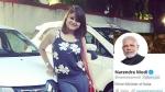 ट्विटर पर PM मोदी ने इस महिला को किया फॉलो, तो पाक हैकर्स ने हैक कर दिया अकाउंट