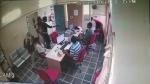उदयपुर के PNB में घुसे 5 बदमाश 40 सेकंड में ले गए 19 लाख रुपए, देखें लूट का LIVE वीडियो