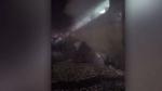 कालका-दिल्ली शताब्दी एक्सप्रेस में लगी आग, बाल-बाल बचे यात्री