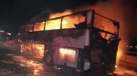 मक्का बस हादसा: एक्सीडेंट की शिकार हुई बस में सवार थे 9 भारतीय