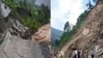 केदारनाथ हाईवे पर पहाड़ से झपटी मौत, 8 लाशें बरामद, खाई में लापता लोगों की खोज जारी