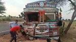 राजस्थान के नागौर में सड़क हादसा, एक ही परिवार के तीन लोगों की मौत