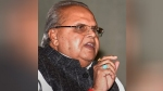 J&K के राज्यपाल सत्यपाल मलिक बोले- फोन नहीं, कश्मीरियों की जिंदगी ज्यादा महत्वपूर्ण