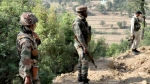 जम्मू कश्मीर: राजौरी में आतंकियों के साथ मुठभेड़ में JCO शहीद, तीन आतंकी भी ढेर
