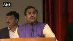 जम्मू-कश्मीर में राम माधव बोले, जेल में बैठे नेता लोगों को बंदूक उठाने को कह रहे हैं