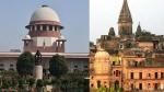 Live: अयोध्या जमीन विवाद: सुप्रीम कोर्ट में आज पूरी हो सकती है सुनवाई