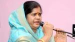 मध्य प्रदेश: मंत्री इमरती देवी बोलीं- महिला सही हो तो कोई पुरुष उससे गलत नहीं कर सकता