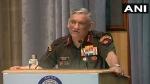 सेना प्रमुख बिपिन रावत बोले- स्वदेशी हथियारों से अगली जंग में होगी हमारी जीत