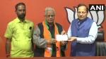 बीजेपी में शामिल हुए कांग्रेस के कद्दावर नेता अम्मार रिजवी